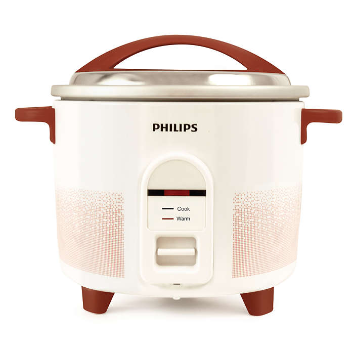 PHILIPS Daily Collection 2.2L Rice Cooker HL1664
