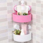 Pink-White-Corner-Shelf