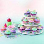 21-cupcake stand