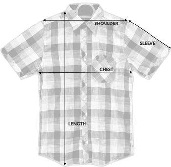English Company Short Sleeve Shirt